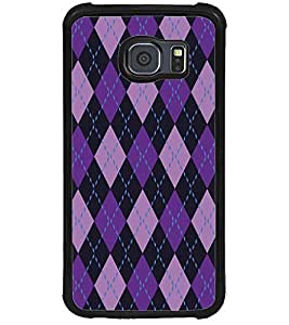ColourCraft Pattern Design Back Case Cover for SAMSUNG GALAXY S6