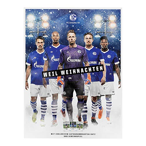FC Schalke 04 Team Adventskalender 2018 (one Size, Multi)