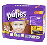 Pufies Baby Art Dry Windeln Talla 5, 11-20kg village