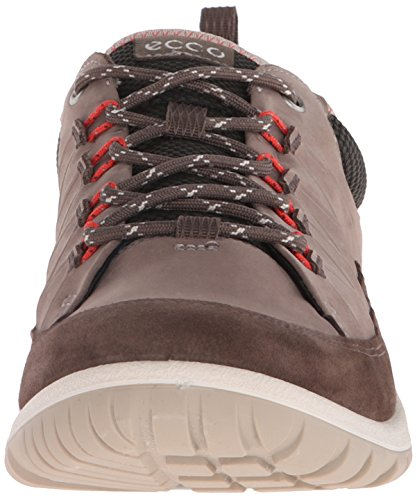 Ecco Aspina, Chaussures Multisport Outdoor Femme Gris (56610Dark Clay/Warm Grey)