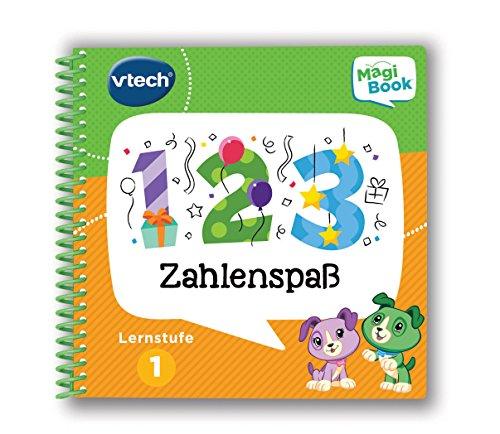 Vtech 80-480704 - Magibook - Lernstufe 1 - Zahlenspaß