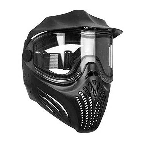 EMPIRE PAINTBALL MASKE HELIX THERMAL - BALINES DE PLASTICO PARA AIRSOFT  COLOR NEGRO  TALLA STANDARD