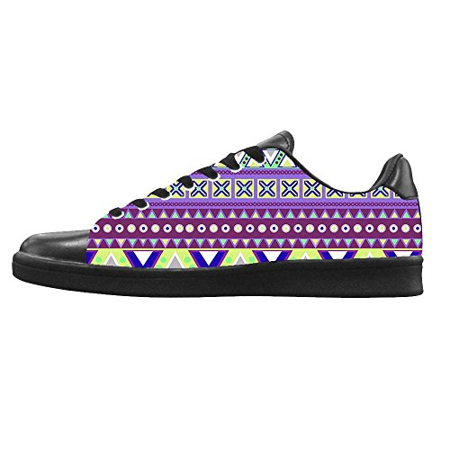 Dalliy das tribal Women's Canvas shoes Schuhe Lace-up High-top Footwear Sneakers (Cougar-frauen-schuhe)