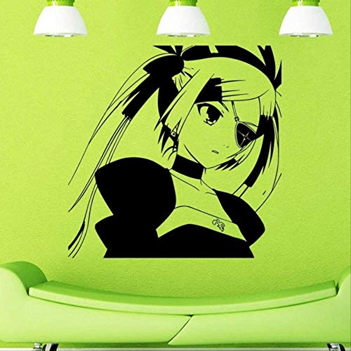 Pirate Girl Sexy - hzcl Vinyl Wall Decals Manga Sexy