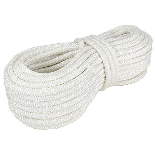corde-cordage-en-polyester-6mm-20m-blanc-tresse-pes-multifilament