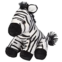 Wild Republic 18115 Plush Zebra, Cuddlekins Cuddly Lil´s Toys, Kids Gifts, 13 cm, Multi