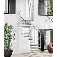 Profigold Steps Steel Steps K2Diameter 120/140/160/180/200cm