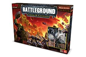Goliath - 82104004 - Soldats - Battleground Canons et catapultes 80 pièces