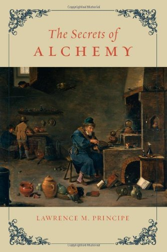 The Secrets of Alchemy (Synthesis) by Lawrence M. Principe (2012-11-01)