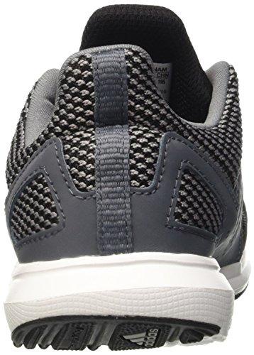 adidas Jungen Hyperfast 2.0 K Laufschuhe grau (Grey/Cblack/Onix)