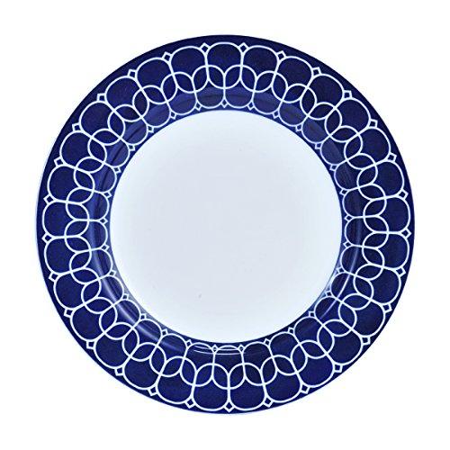 Mikasa Lavina Cobalt Dinner Plate, 10.5-Inch -