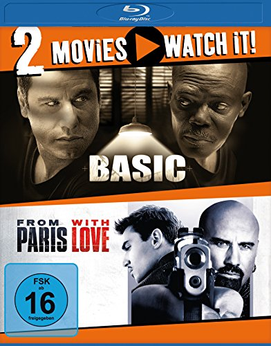 Basic/From Paris with Love [Blu-ray]