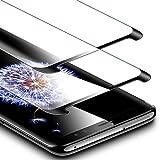 ESR Verre Trempé pour Samsung Galaxy S9 2018 (2 Pièces) (Noir), Film Protection Ecran Ultra Résistant, Indice Dureté 9H