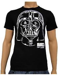 Star Wars - Darth Vader - Portrait Vintage Logoshirt T-Shirt Black, XXL
