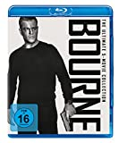 Bourne - The Ultimate 5-Movie-Collection [Blu-ray] -