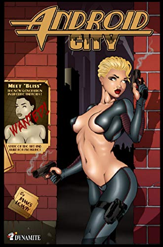Android City par James Lemay