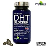 Hair Loss DHT BLOCKER Made with Pure Saw Palmetto Oil, Prevents and Stops