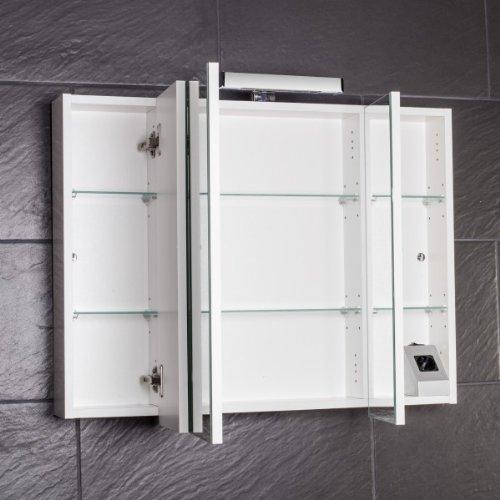 Spiegelschrank Galdem START – 80 cm - 2