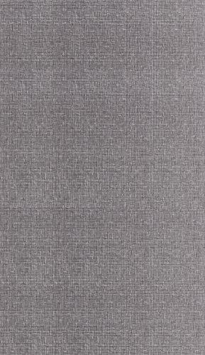Friedola 25612 Tischläufer MIAMI, Design-Metallic, 40 x 150 cm, silber