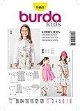 Burda Schnittmuster Kombination M?dchen; Kleid, Hose, Tunika und Bolero