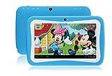Jcw Tablet infantil pantalla de 7 ', Android 4,4 Kitkat, Quad Core, wi-fi, doble cámara, Bluetooth,...