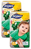 #10: Drypers Drypantz Extra Large Size Diapers (Pack of 2, 32 Counts per Pack)