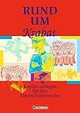 """Rund um ... - Sekundarstufe I: Rund um """"Krabat"""": Kopiervorlagen von Peter Mareis"""