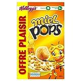 Kellogg's Céréales Miel Pops 620 g