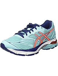 Asics Women's Gel-Pulse 8 Running Shoes, Aquasplash/Flashcoral/IndigoBlue