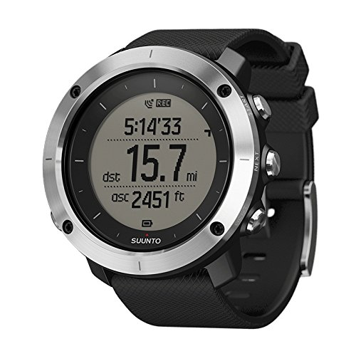 Suunto Traverse Watch (Black) image