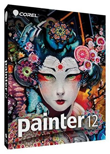 Education Corel Painter / v12 / Windows, Mac / Englisch / DVD
