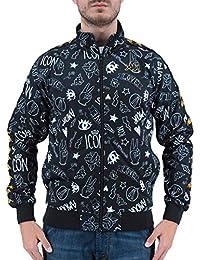 Uomo Kappa Cappotti Abbigliamento Giacche E Amazon it xwAR0qxZP