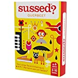 SUSSED Querbeet (German Edition) (Family friendly Hilarious Conversation card Game) (scoprire chi sa che Best)