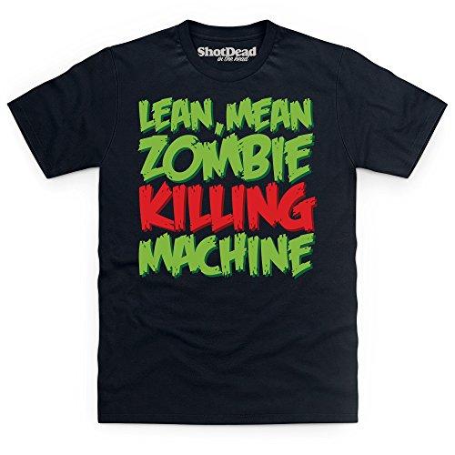 Mean T-shirt, Uomo Nero
