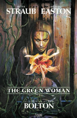 Green Woman HC (The Green Woman)