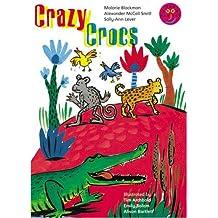 Crazy Crocs Set of 6 Set of 6: Pack of 6 (LONGMAN BOOK PROJECT)