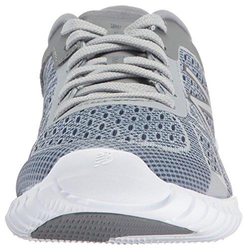 New Balance , Baskets mode pour garçon Grey/Pigment