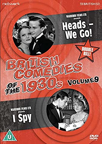 The We And The I - British Comedies Of The 1930S Vol9 Heads