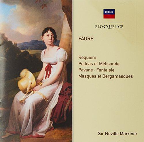 Faure: Requiem / Orchestral Works [Import belge]