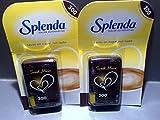 Splenda 2 X Low Calorie Sweetener Dispenser -300 Tablets by Splenda