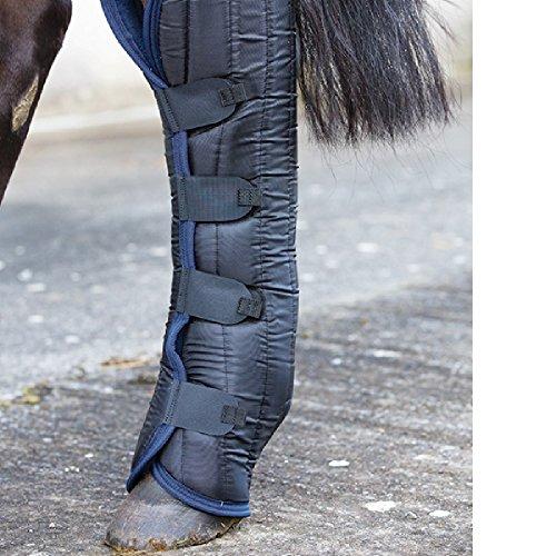 Horseware Mio Transportgamaschen, Navy, Pferd