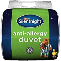 Silentnight Anti Allergy Duvet, 4.5 Tog - King