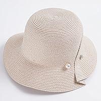 LZ Home All aperto Visiera Elegante Collassabile Cappello Da Sole Casuale  Elegante Protezione Solare Cappello b9d4d2a97d45