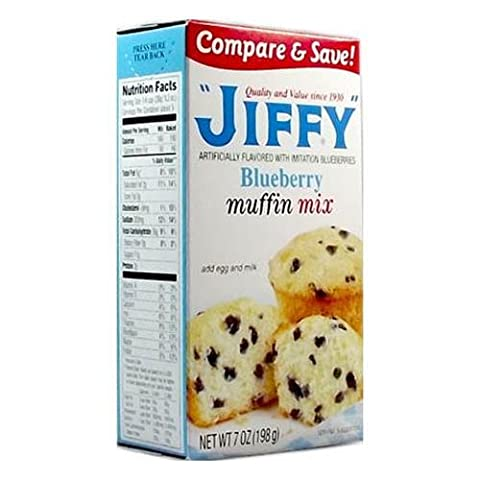 Jiffy Muffin Mix - Blueberry 7 OZ