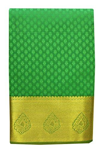 Saravanabava Silks - Kanchipuram Silks Sarees (Kanchi Rich Border Pattu Empossd Rich...