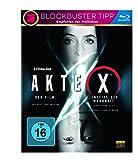Akte X - Der Film/Jenseits der Wahrheit [Blu-ray] -