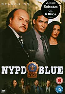 NYPD Blue - Season 3 [DVD] [1995]