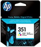 HP 351 Tri-color Original Ink Cartridge (CB337EE)