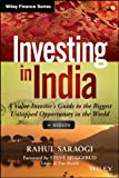 Best Real Estate Investing Books - Investing in India: A Value Investor's Guide to Review