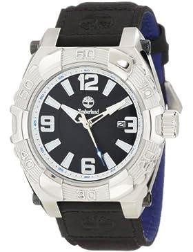Timberland Herren-Armbanduhr XL HOOKSET Analog Materialien TBL13322JS-02